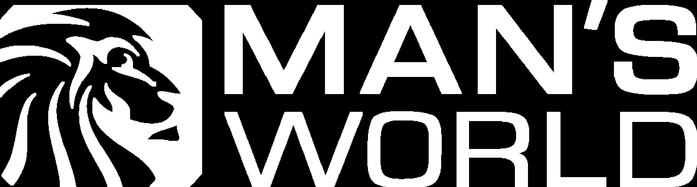 Man's World Logo