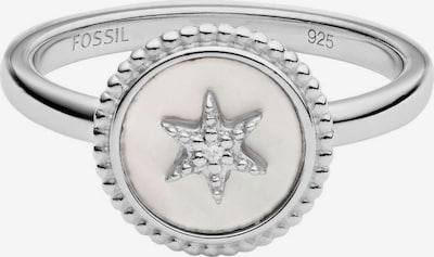 FOSSIL Ring in silber, Produktansicht
