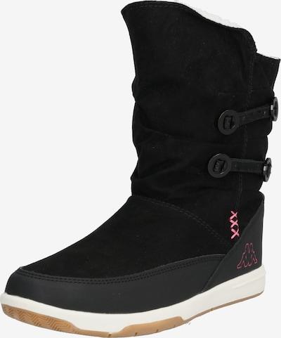 KAPPA Čizme za snijeg 'CREAM' u roza / crna, Pregled proizvoda