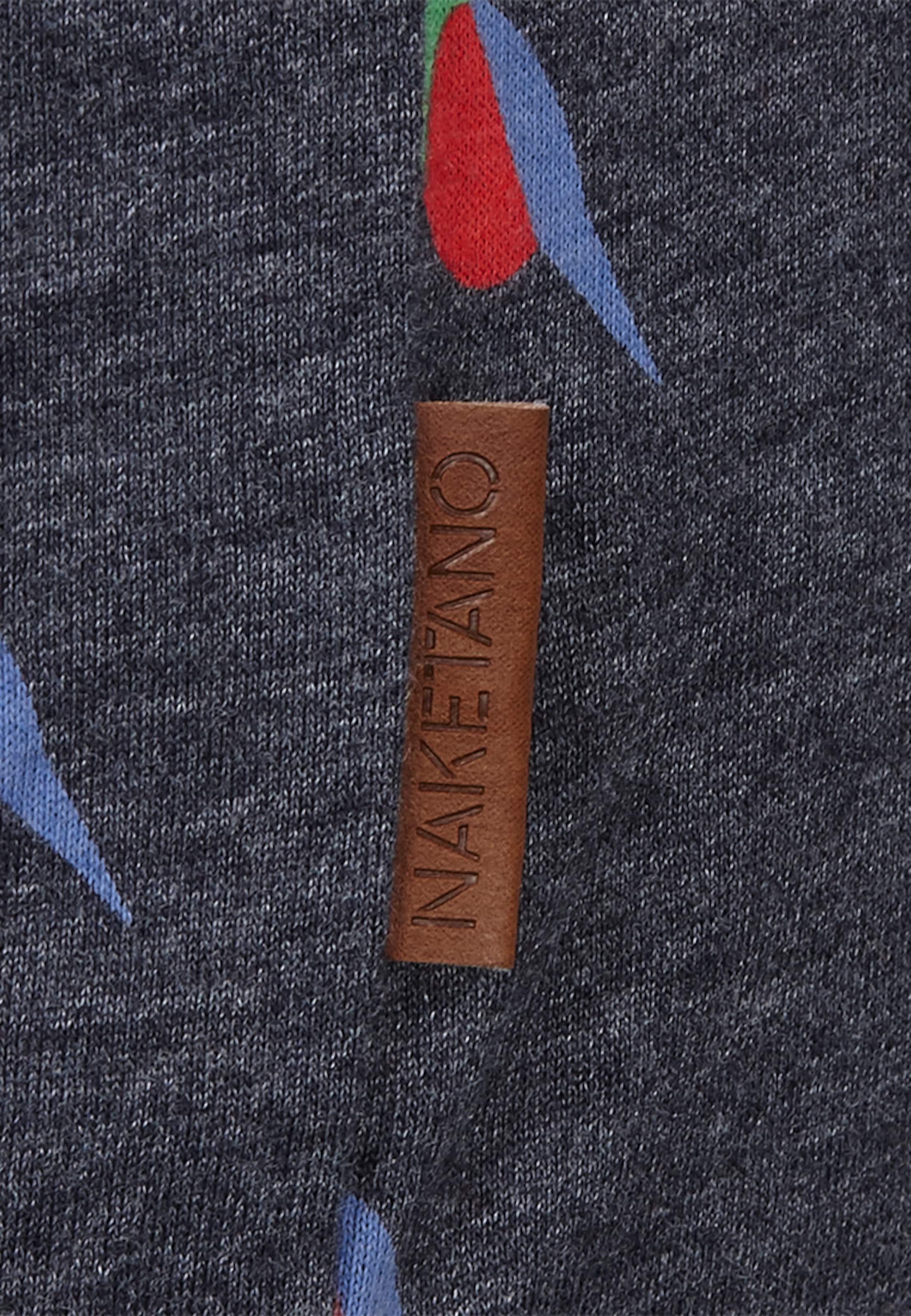 Naketano 'yamuk Des Grauens' In Shirt BlauMischfarben l1JKcF