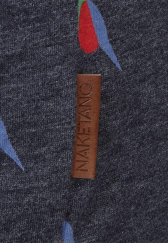 En De Naketano 'yamuk Grauens' shirt Couleurs T Des BleuMélange tdCshQrx