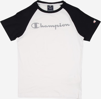 Champion Authentic Athletic Apparel Shirt 'Crewneck T-Shirt' in weiß, Produktansicht