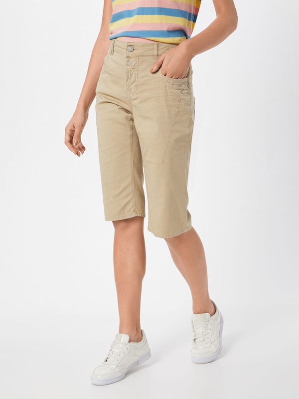 Gang Jeans 'NEW GEORGINA' in beige, Modelansicht