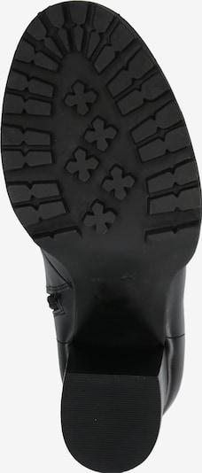 STEVE MADDEN Stiefeletten 'LATCH' in schwarz: Ansicht von unten