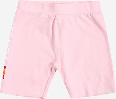 ELLESSE Spodnie 'Suzina Cycle' w kolorze mieszane kolory / różowy pudrowy / białym: Widok z przodu