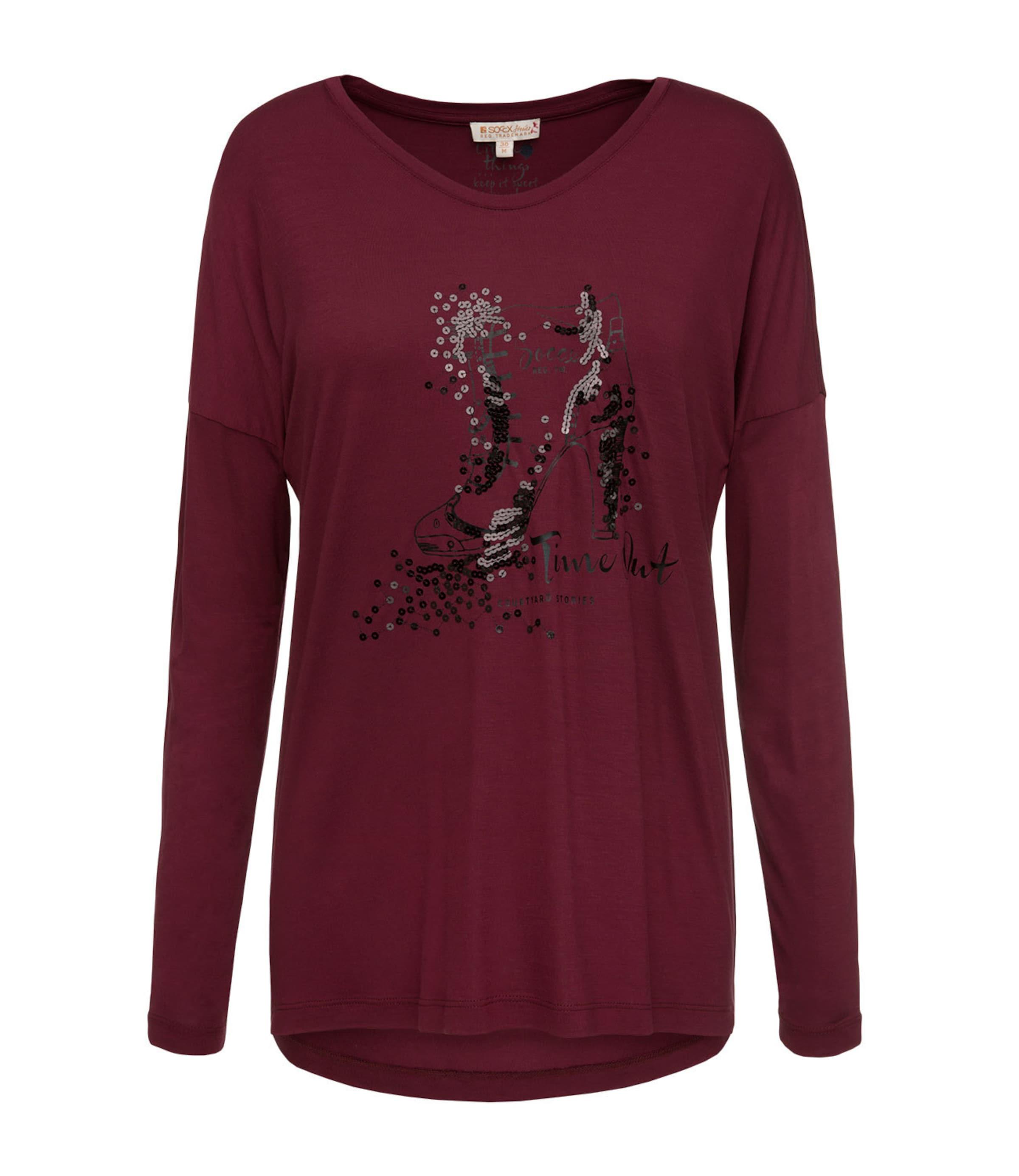 Shirt In Soccx In BurgunderSchwarz Shirt Soccx mnPvOy8wN0