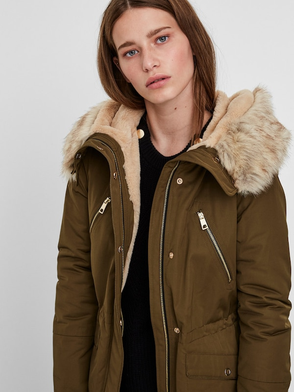 True Fashion-winter Parka