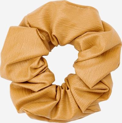 EDITED Ornement pour cheveux 'Elina' en jaune, Vue avec produit
