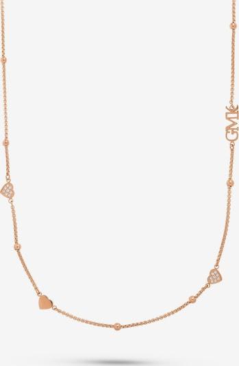 GMK Collection Kette 'Valentine' in rosegold, Produktansicht