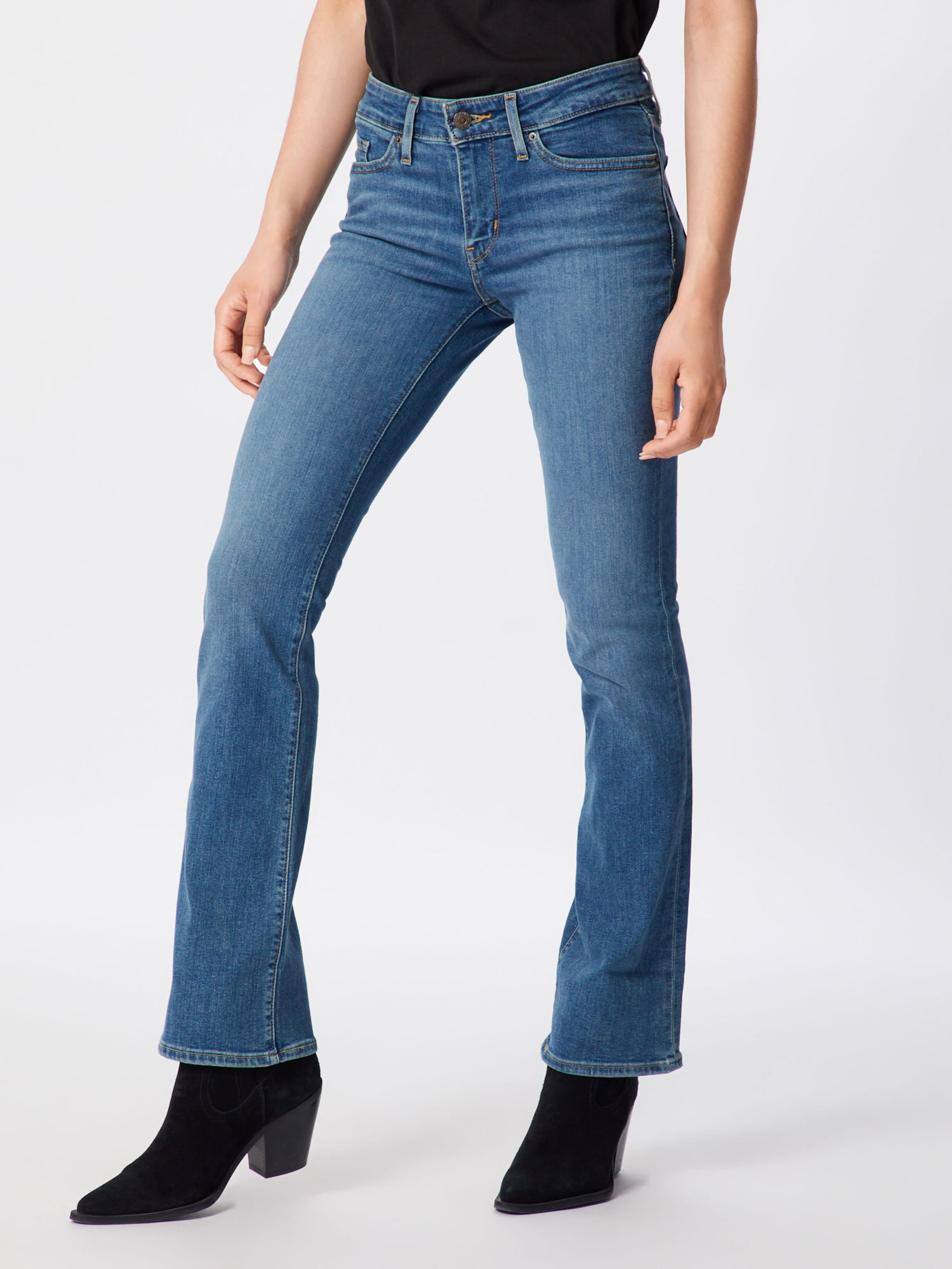 Jeans '715™ Bootcut' In Levi's Blue Denim ED29IYeWH