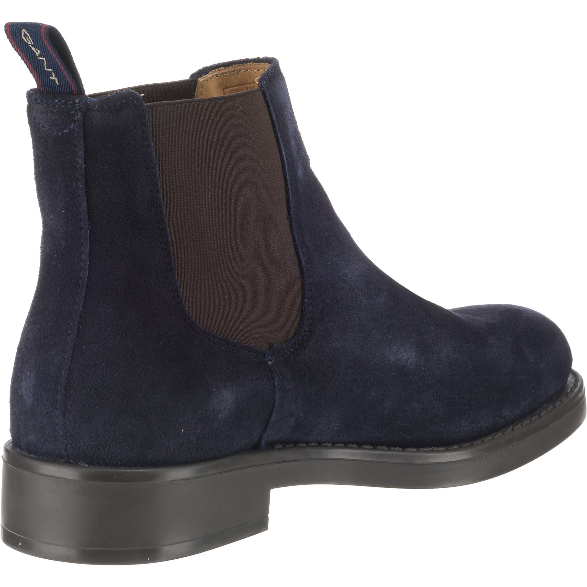 'oscar' Boots Gant DunkelblauBraun In Chelsea HWED29eIbY