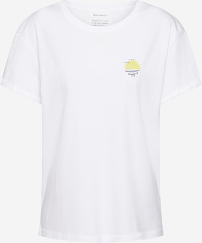 ARMEDANGELS Shirt ' Naalin Little Sunrise ' in weiß, Produktansicht