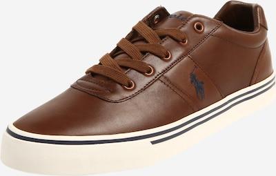 barna / fehér POLO RALPH LAUREN Rövid szárú edzőcipők 'HANFORD', Termék nézet