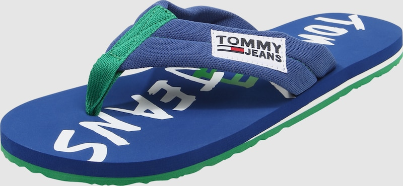 Tommy Jeans | Zehentrenner 'Beach'