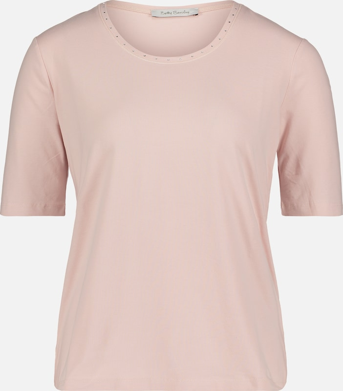 Betty Barclay Shirt in altrosa: Frontalansicht
