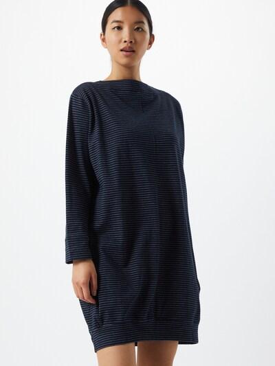 Wemoto Kleid 'RIA' in navy / weiß, Modelansicht