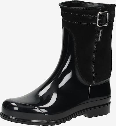 SANSIBAR Regenlaarzen in de kleur Zwart, Productweergave