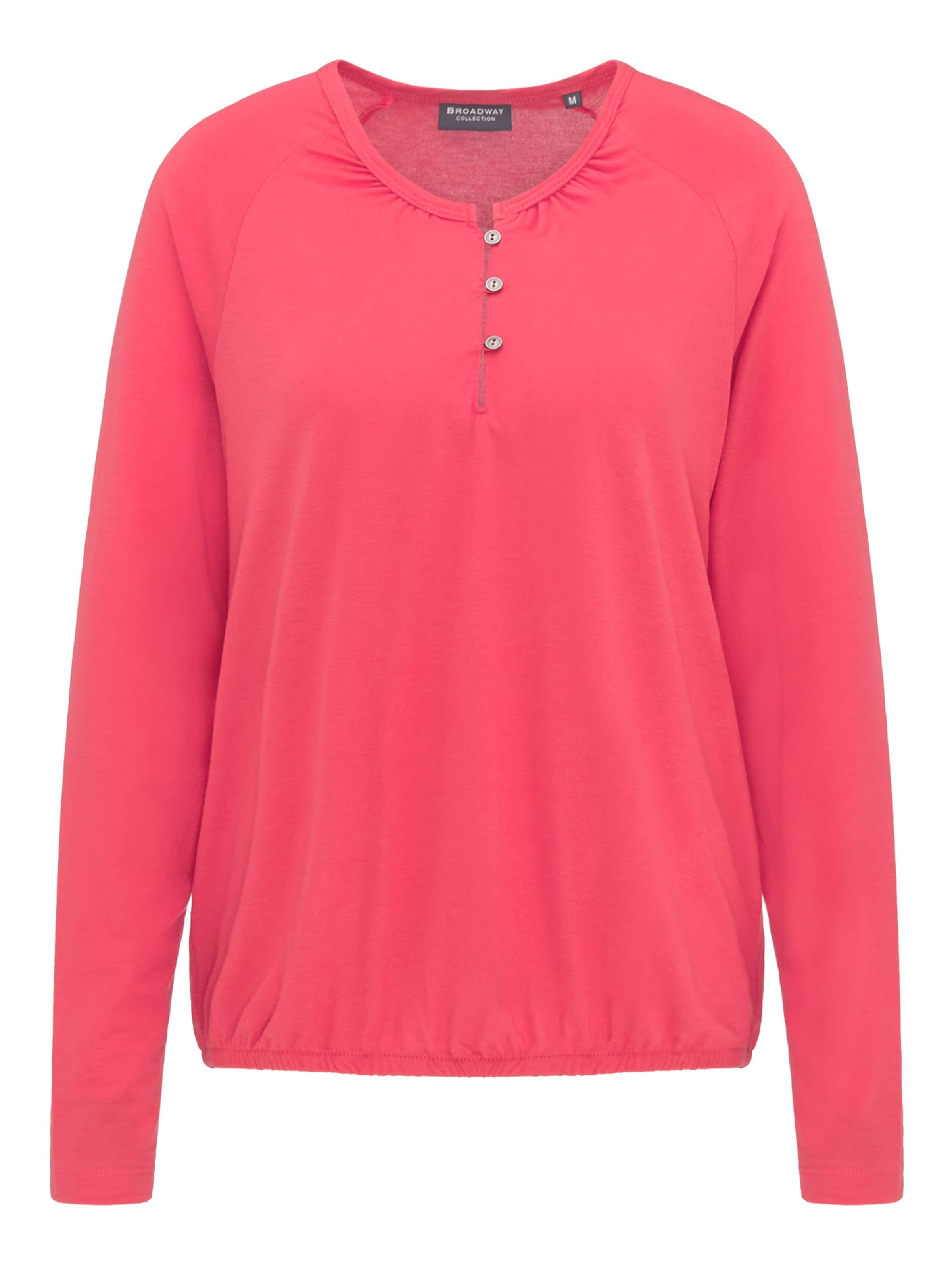 Rouge Fashion shirt En T Broadway Nyc 'odini' Orangé XN0OwZk8Pn