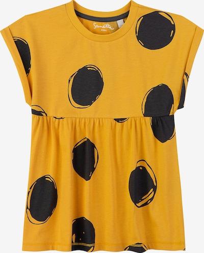 SANETTA T-Shirt , Organic Cotton in gelb, Produktansicht