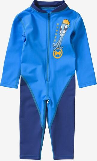 HYPHEN Schwimmanzug mit UV-Schutz in blau, Produktansicht