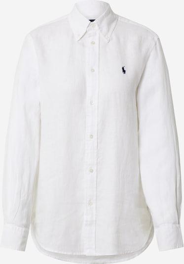 Bluză POLO RALPH LAUREN pe alb, Vizualizare produs