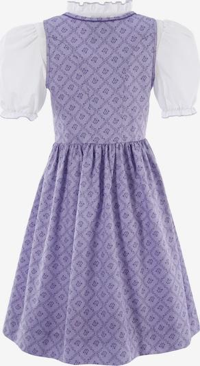 TURI LANDHAUS Dress in Dark purple / White, Item view