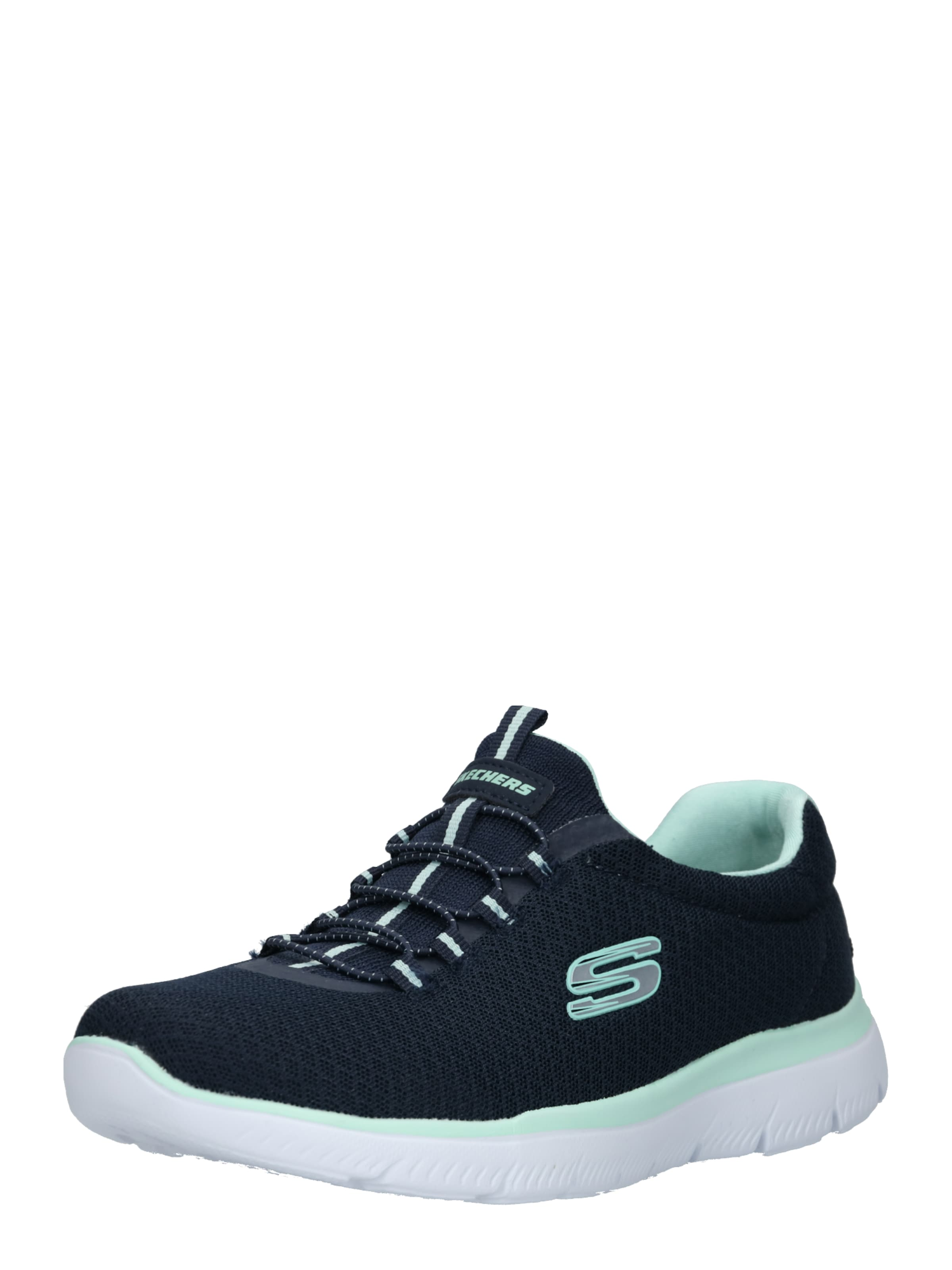 'summits' Navy Skechers Skechers Sneaker In 'summits' Navy In Sneaker HeYD29IWE