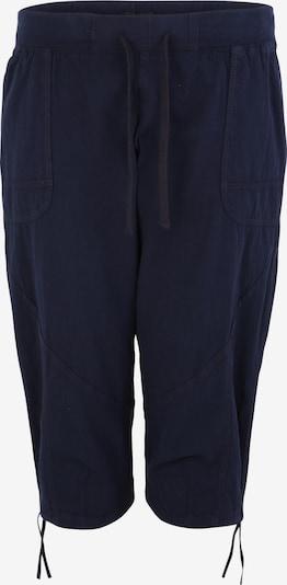 Zizzi Broek 'MMarrakesh' in de kleur Donkerblauw, Productweergave