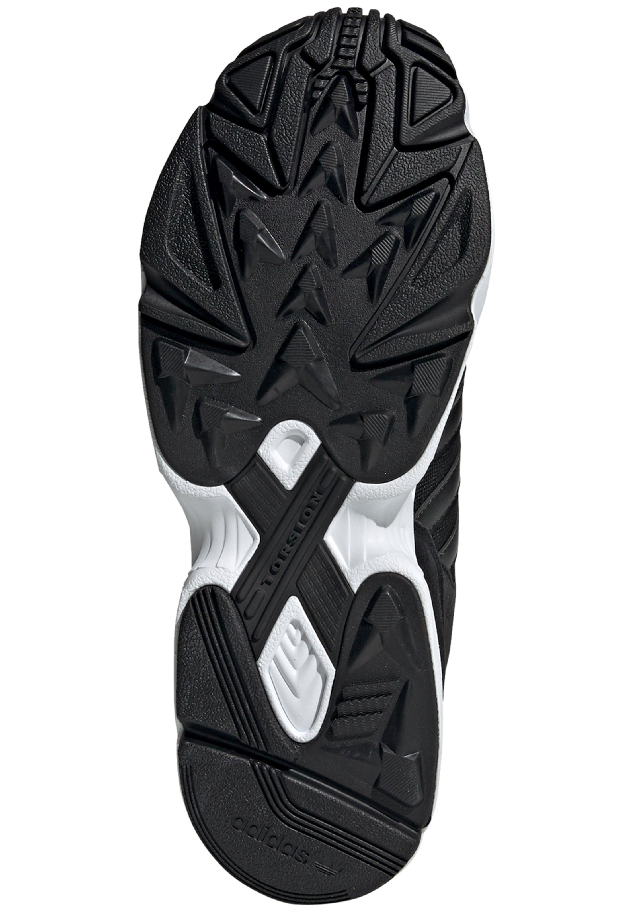 In Sneaker Adidas 'yung Originals SchwarzWeiß 96' qSMVGpUz