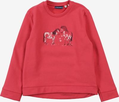 Sanetta Kidswear Sweatshirt in rot, Produktansicht