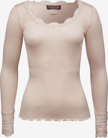 rosemunde Shirt in Beige