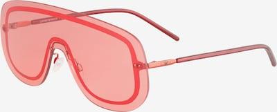 Emporio Armani Sonnenbrille in rot, Produktansicht