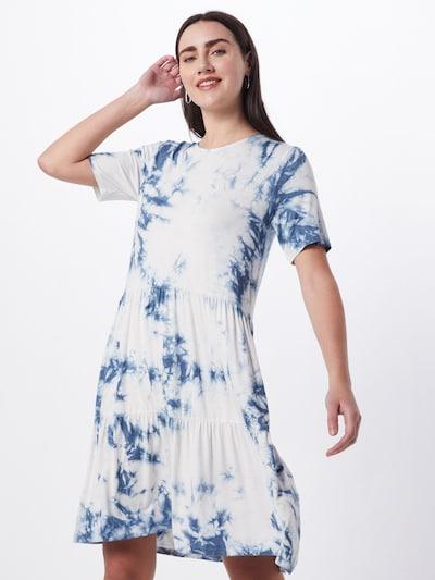 modström Kleid 'Cane dress' in hellblau / dunkelblau, Modelansicht