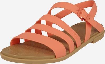 Crocs Sandaal 'Tulum' in de kleur Perzik, Productweergave