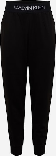 Calvin Klein Performance Športne hlače | temno modra / črna / bela barva, Prikaz izdelka