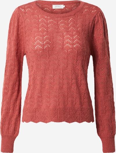 Megztinis 'MALOU' iš ONLY , spalva - pastelinė raudona, Prekių apžvalga