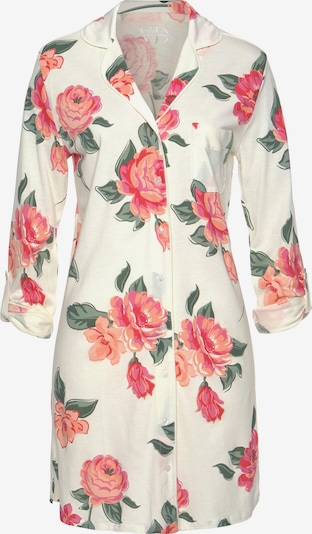 VIVANCE Noční košilka - béžová / pastelově růžová, Produkt