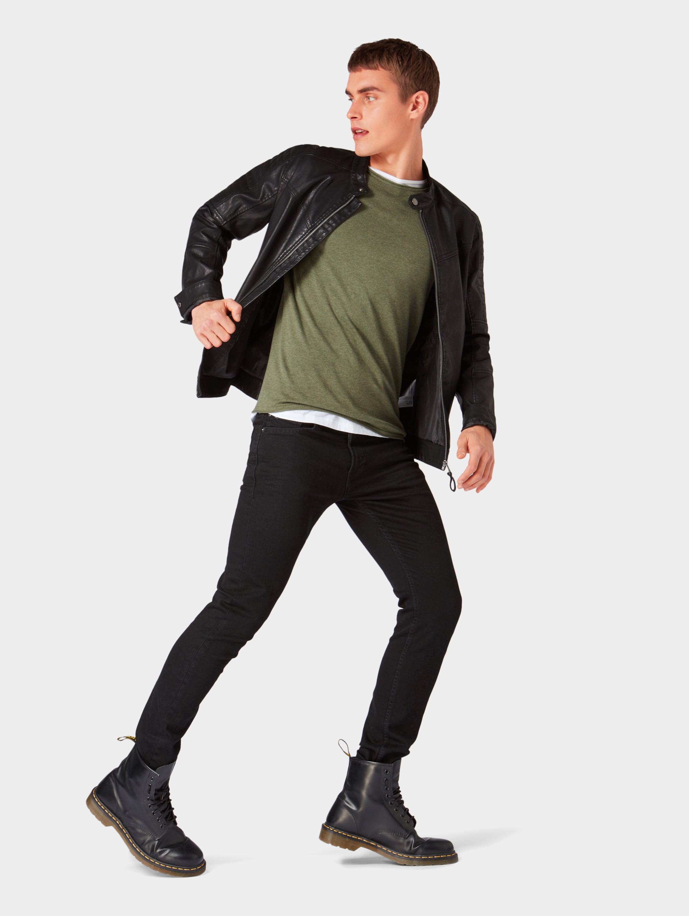Tailor In Khaki Denim Pullover Tom LVGSzqpUM