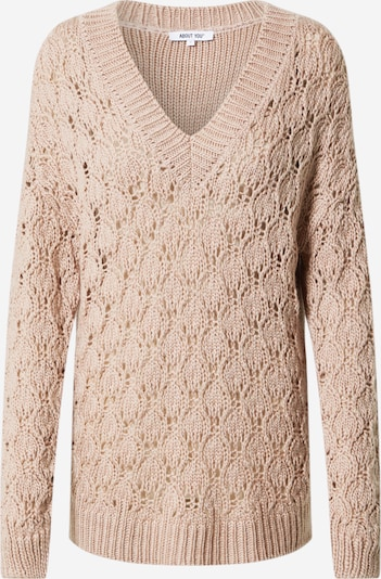 ABOUT YOU Pull-over 'Pia' en rose, Vue avec produit