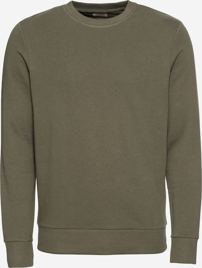JACK & JONES Sweatshirt in grün / oliv, Produktansicht