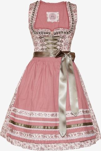 Rochițe tiroleze 'Natalia 58' de la MARJO pe roz