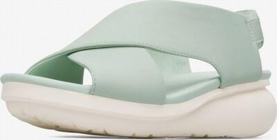 CAMPER Sandalen ' Balloon ' in grün, Produktansicht