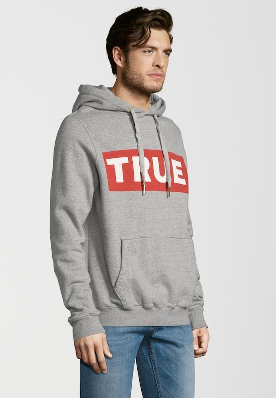 True Religion Kapuzensweatshirt RELAX LOGO