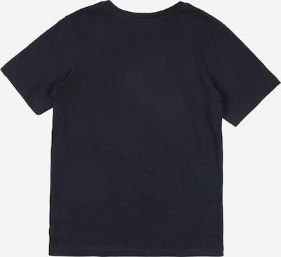 Jack & Jones Junior T-Shirt en bleu foncé / blanc: Vue de dos