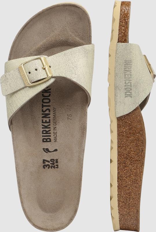 BIRKENSTOCK Pantoletten Madrid Verschleißfeste billige Schuhe