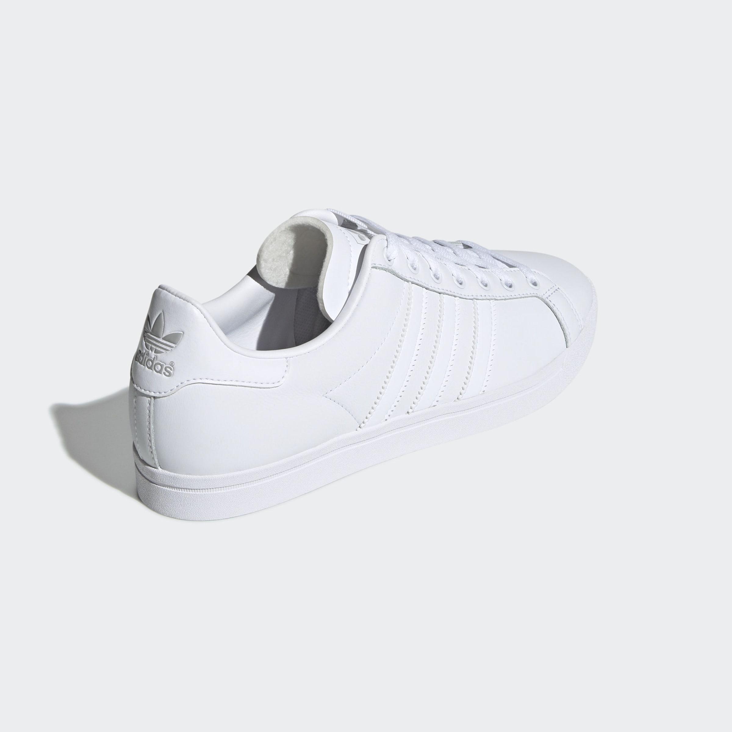 Blanc Baskets Star' Basses Adidas Originals En 'coast 7gymf6IYbv