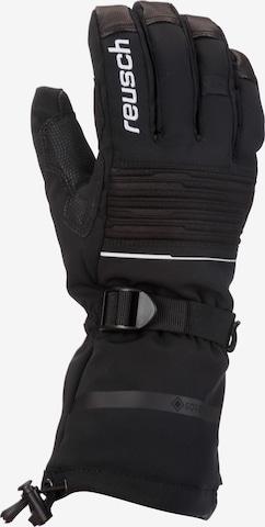REUSCH Handschuh 'Isidro' in Schwarz