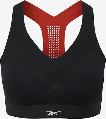 Reebok Sport Sports-BH i svart