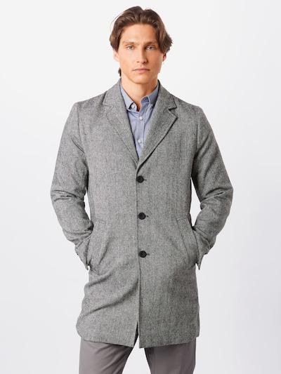 !Solid Přechodný kabát 'Fayette' - šedá, Model/ka