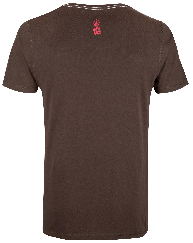 Günstig Kaufen Billig Kaufen Preiswerte Qualität HOMEBASE 'Brandalised by Homebase' T-Shirt UIDcL